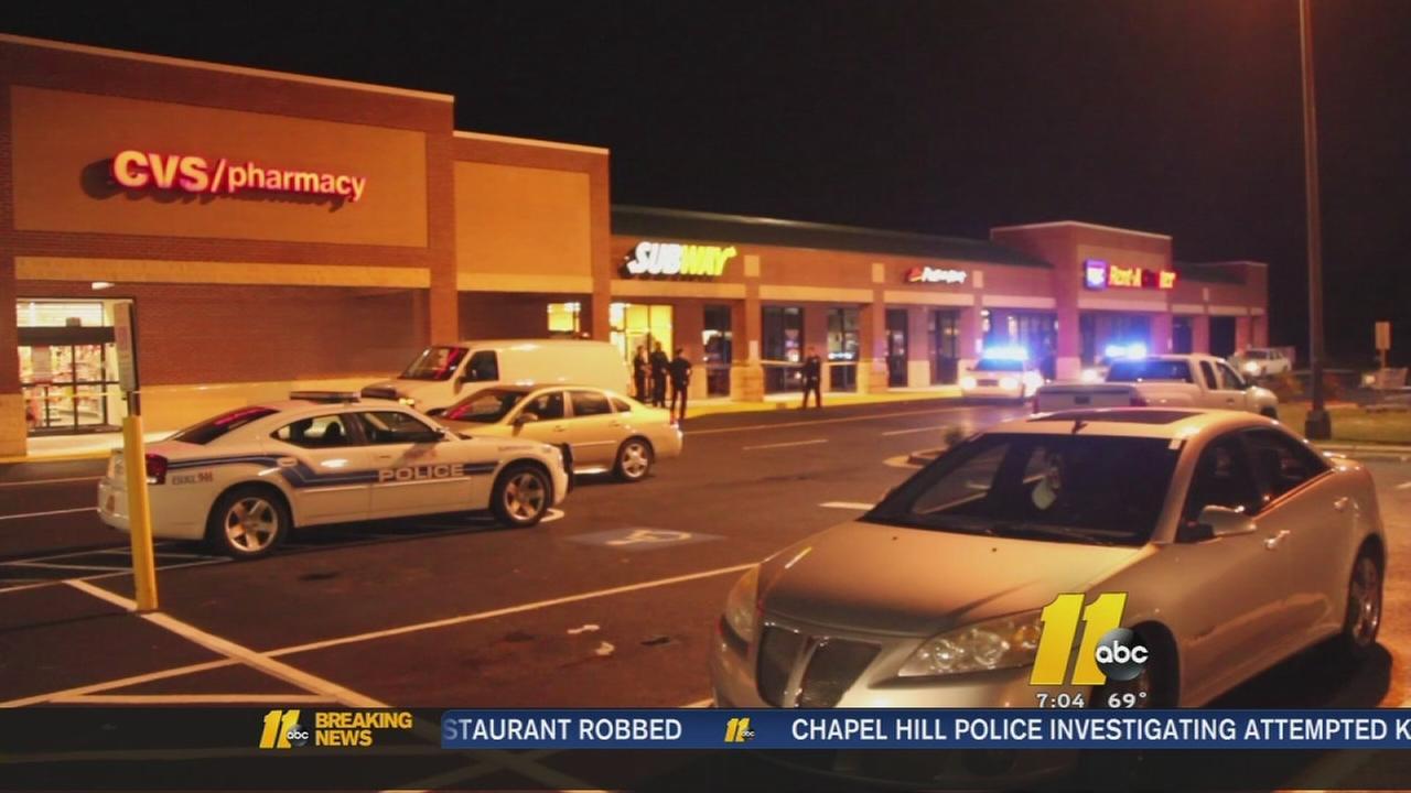 Subway employee shot in Fayetteville