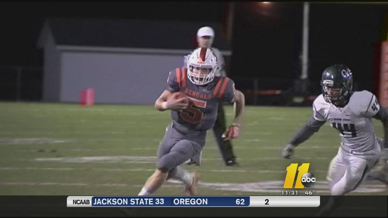 Friday Night Football Scores And Highlights Abc11 Com