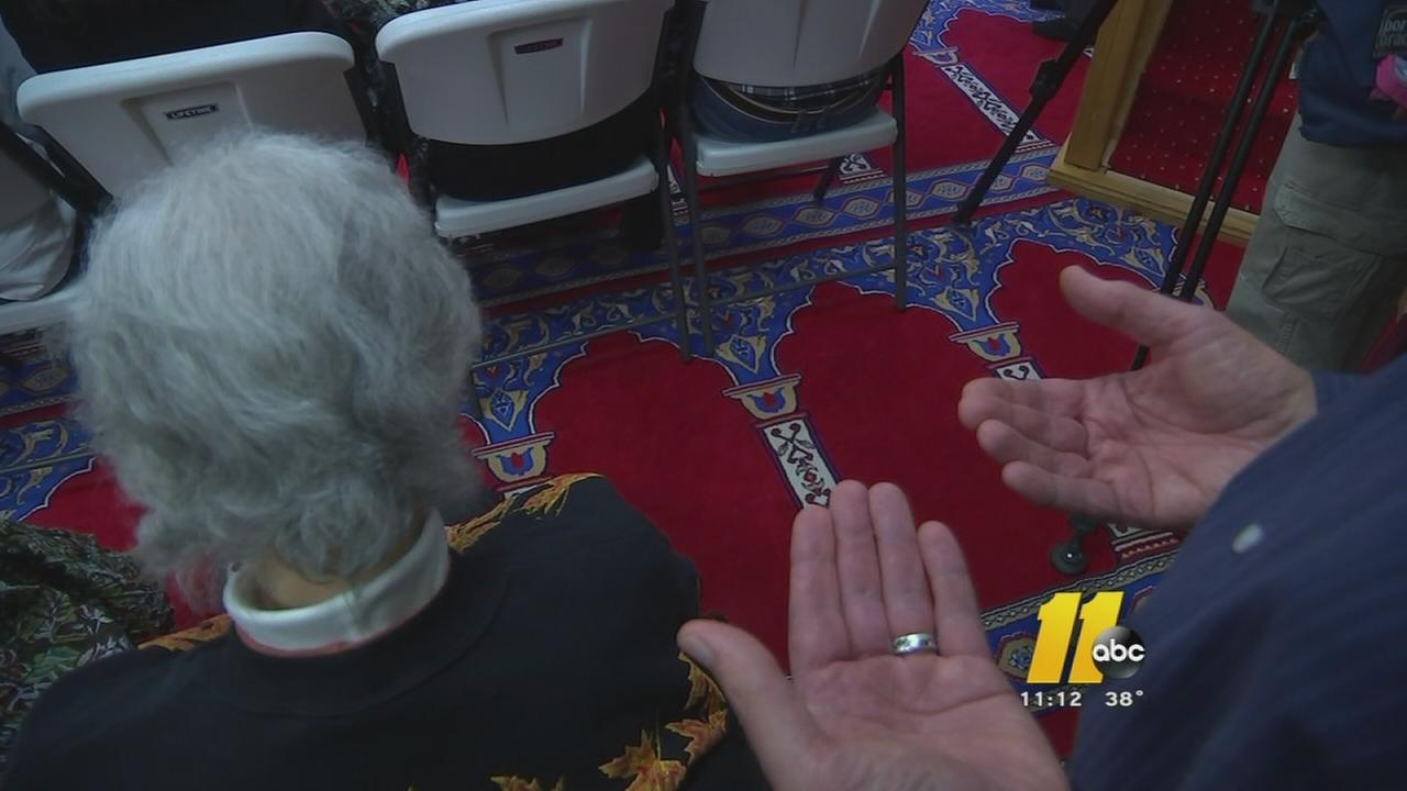 Interfaith prayer meeting