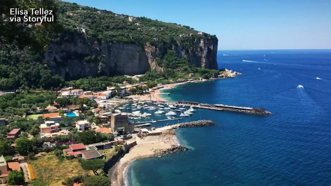 Take a break from this gloomy day with these stunning views of the Italian Amalfi Coast
