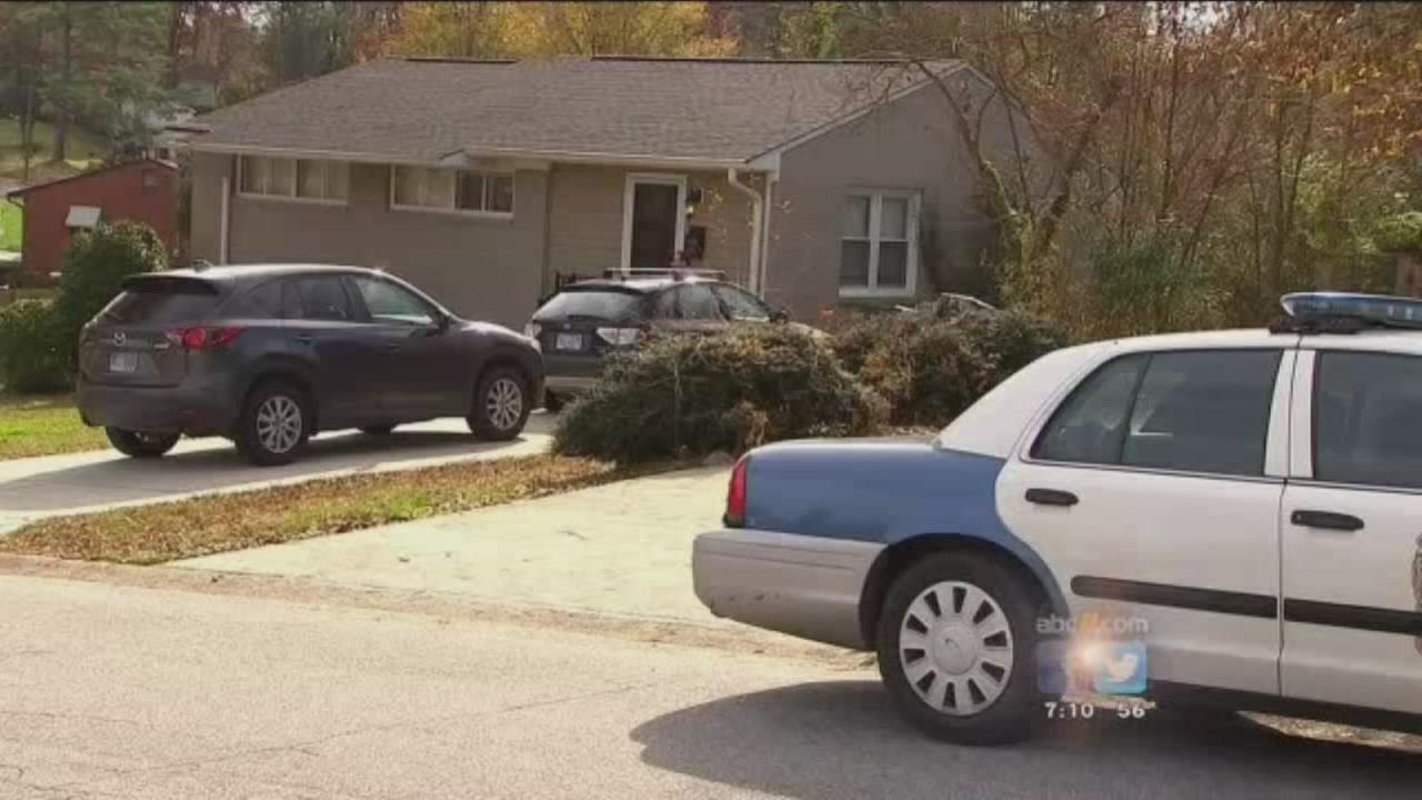 Toddler attacked by dog in Raleigh