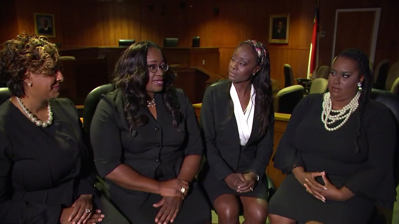 Four young women, who first met at North Carolina Centrals Law School 20 years ago, never knew how important they would be to the success of each other.