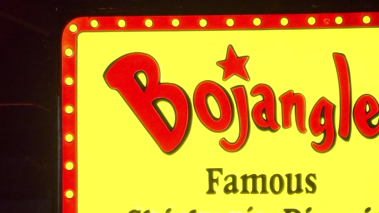 Bojangles is being sold.