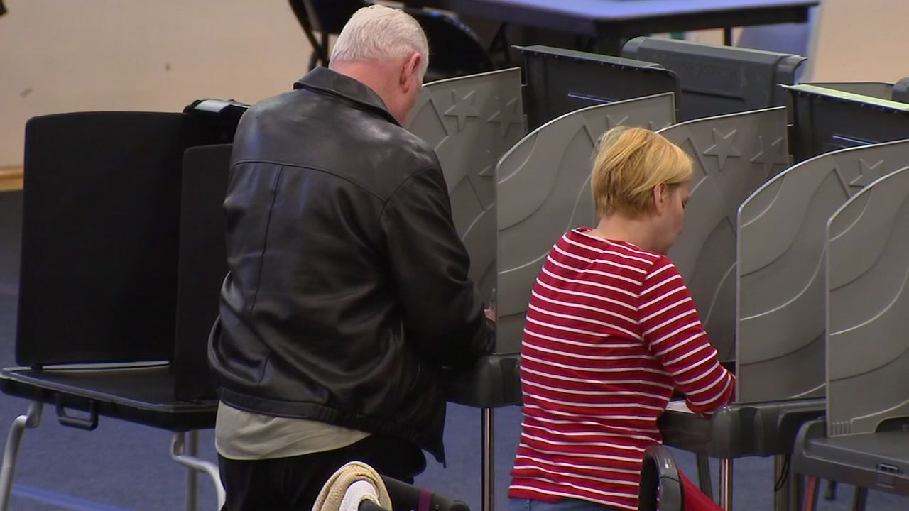 Polls open at 6:30 a.m. but midterm elections are already shaping up to be historic.