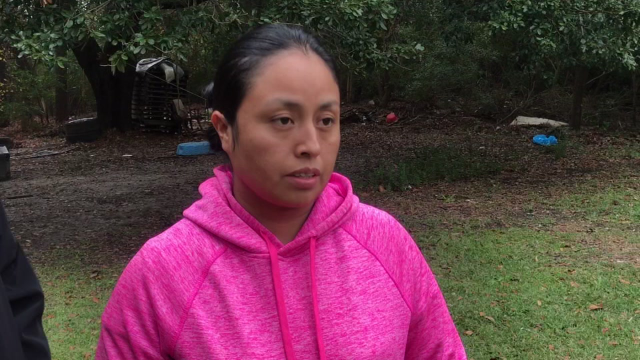 Exclusive interview with the mother of missing Lumberton girl Hania Aguilar