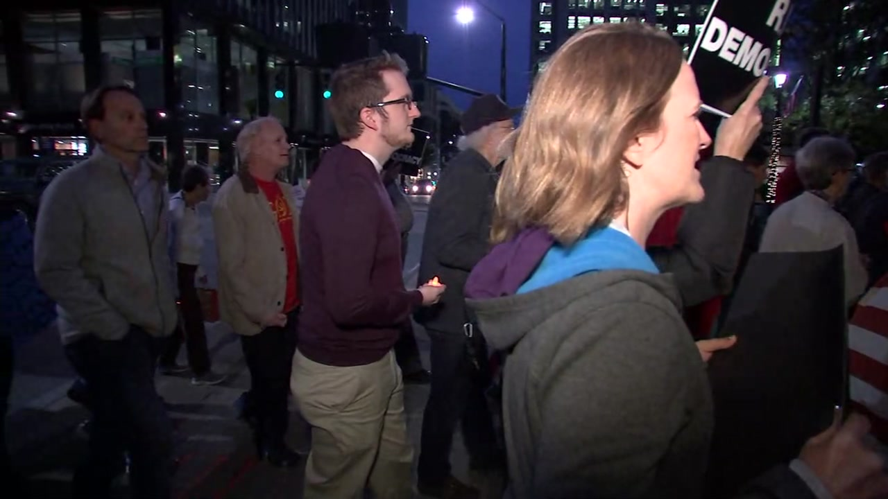 Organized rallies in Durham and Raleigh are held Thursday.