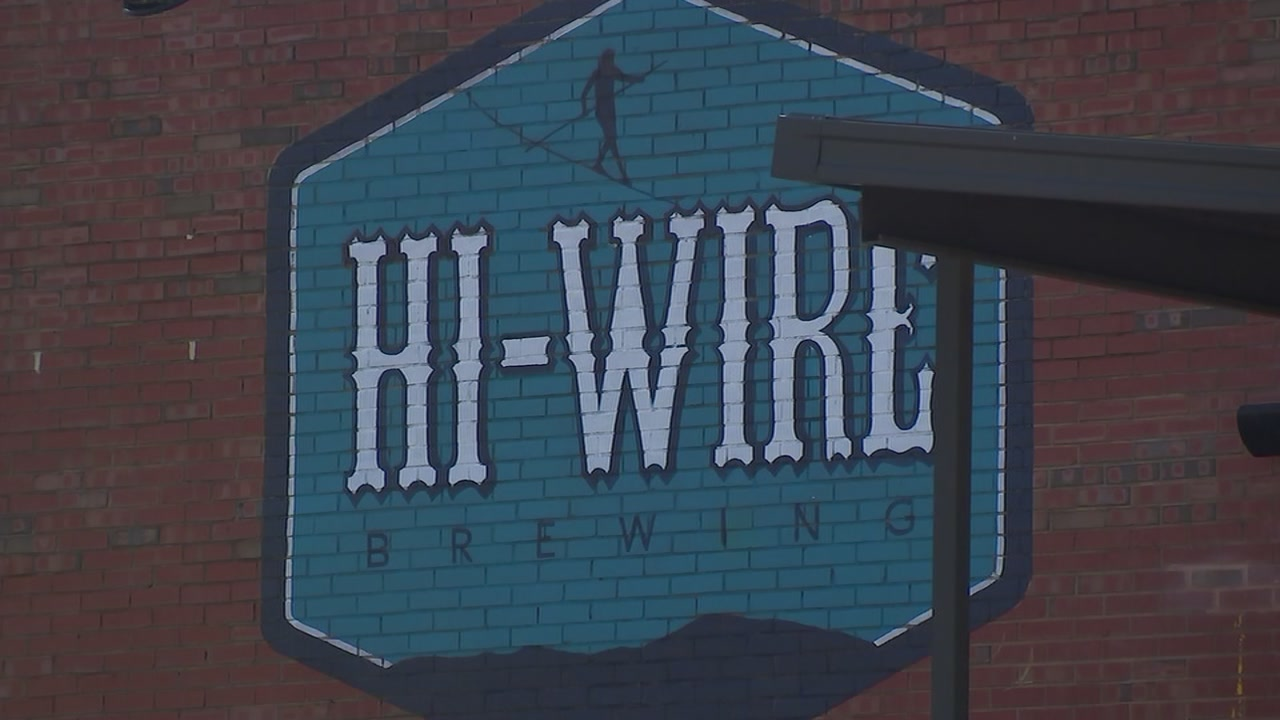 Date of Hi-Wire Brewing Durham tap room grand opening announced.