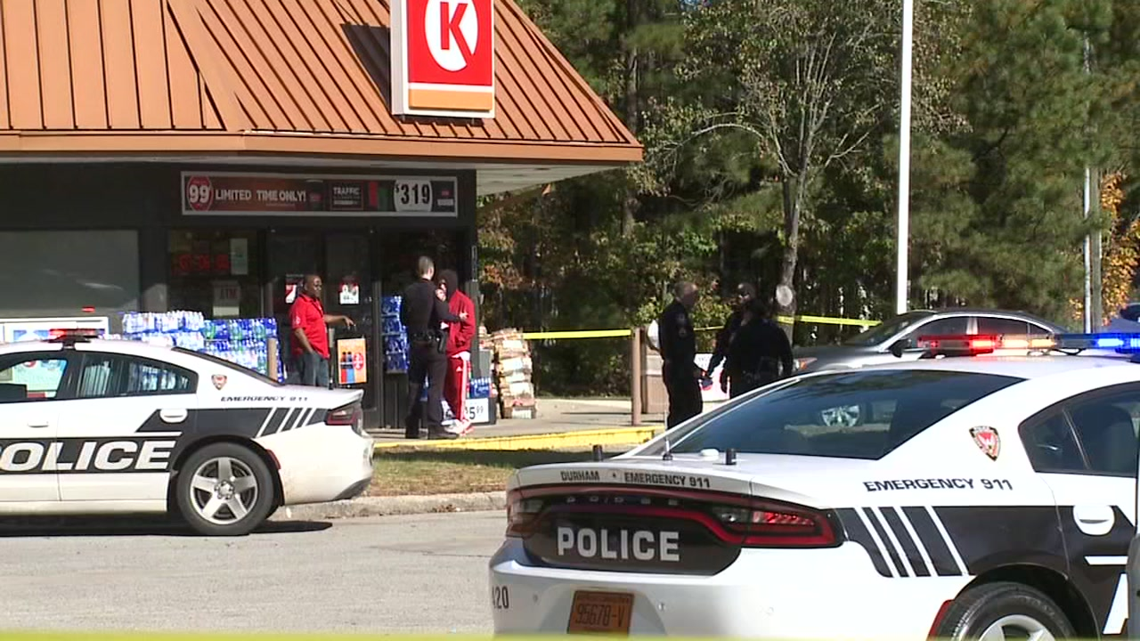 Person shot at Circle K
