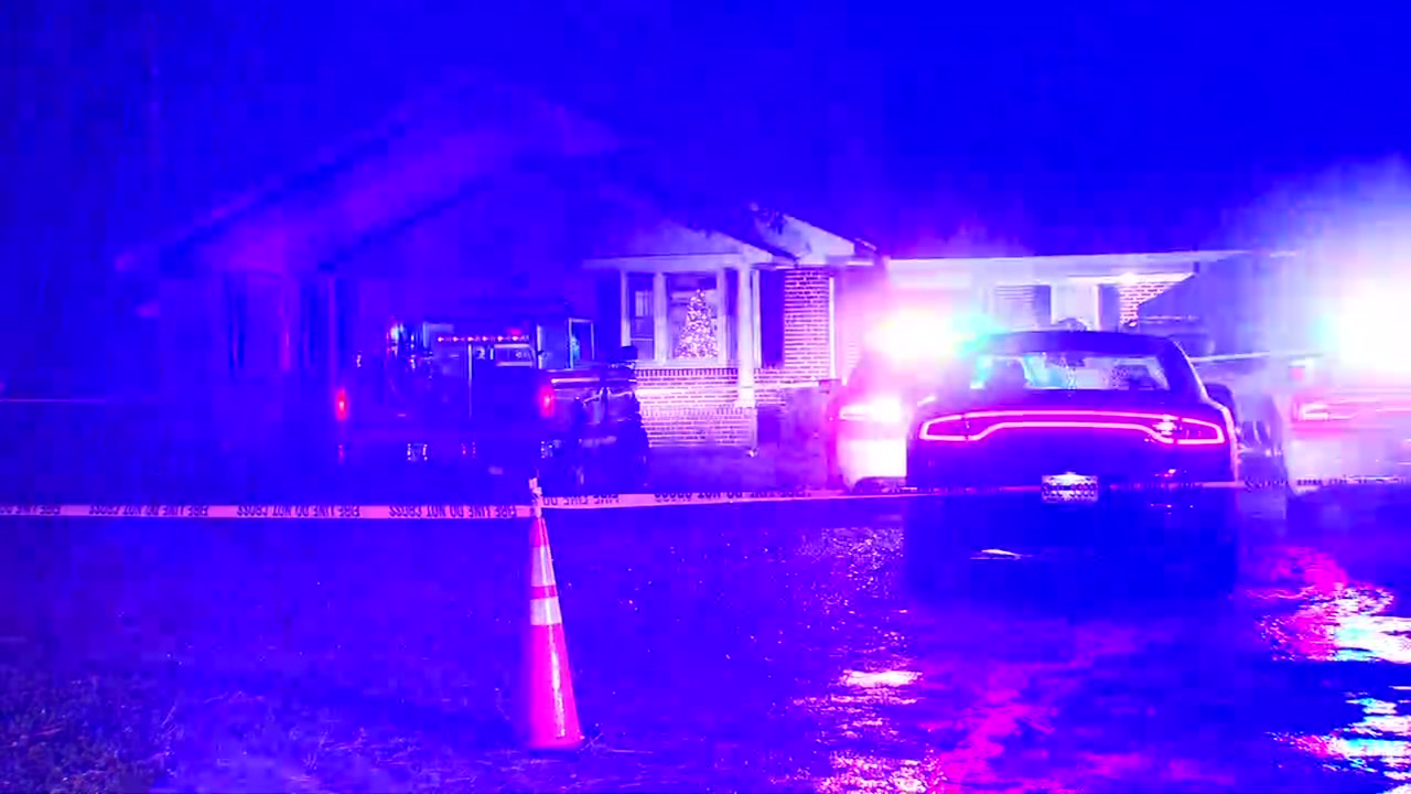 4 shot, three fatally at Johnston County home.