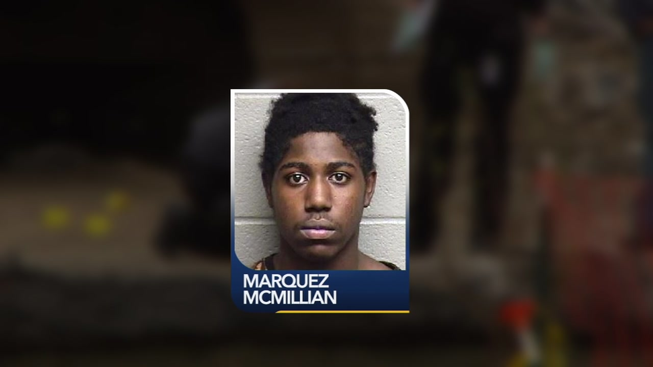 An 18-year-old accused of murder and rape in two separate crimes is now behind bars, according to Durham Police.