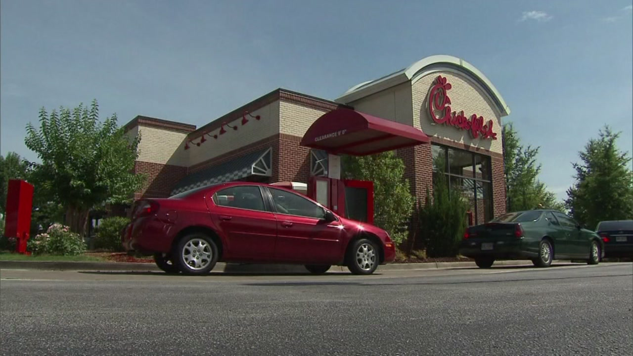 Chick-fil-A is giving away free sandwhiches to celebrate its new delivery service.