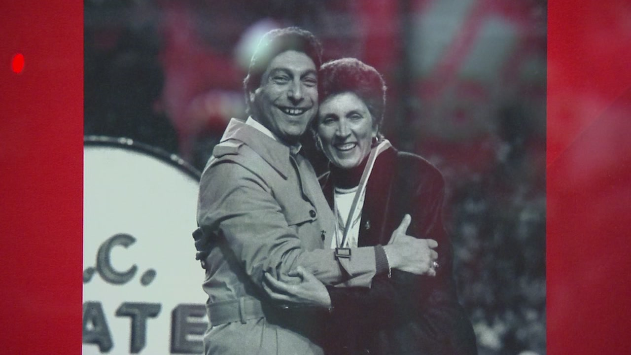 Reynolds Coliseum will soon hold not just Kay Yow Court, but also James T. Valvano Arena.