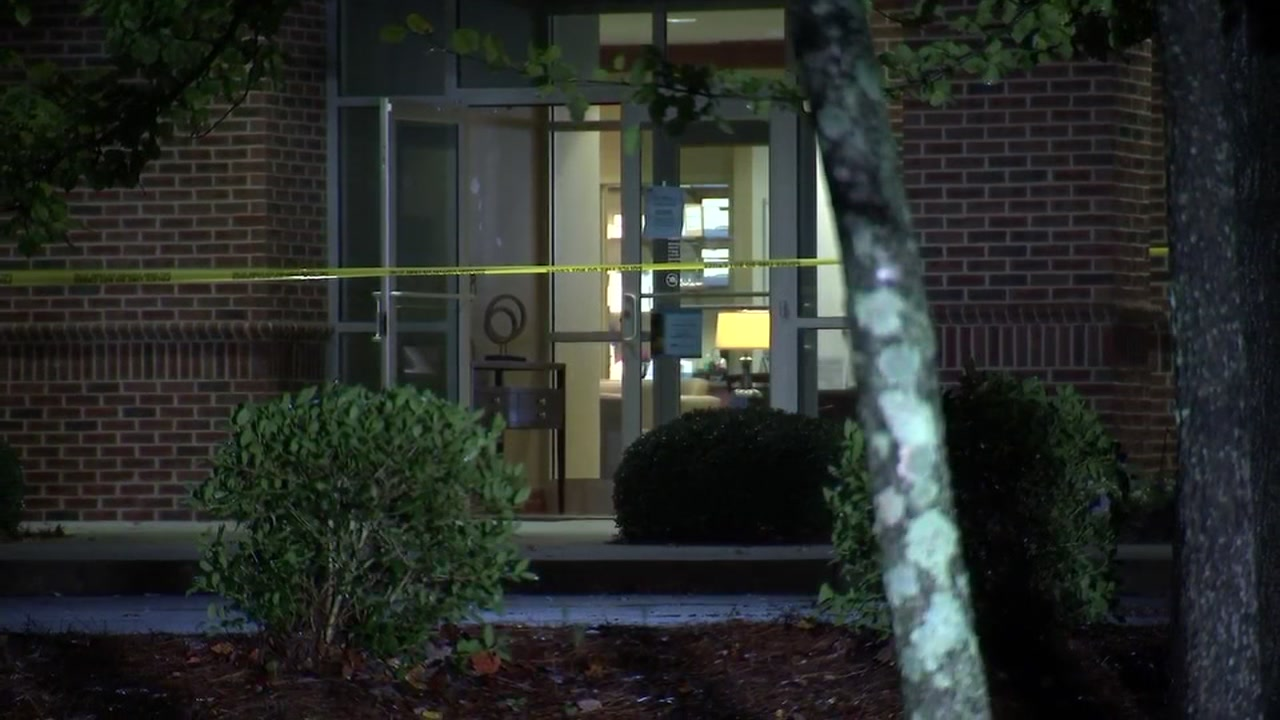 Raleigh Police are investigating a bank robbery at the First National Bank.