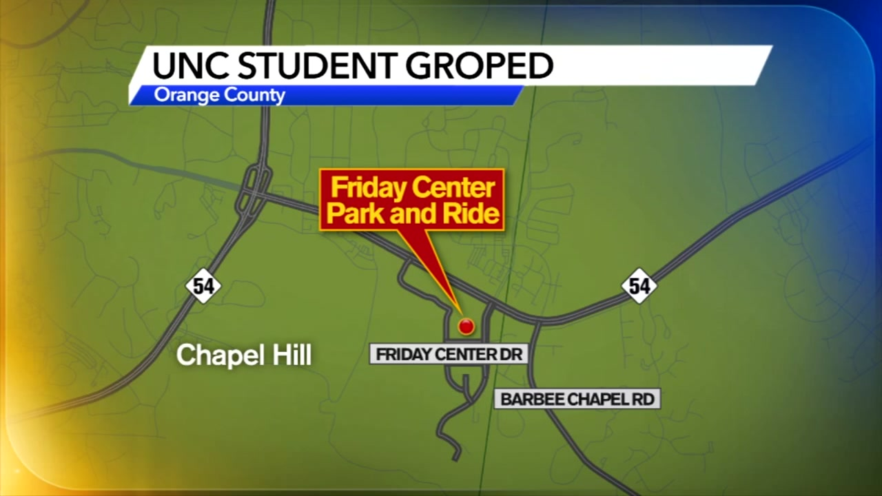 UNC-Chapel Hill police are investigating after a reported sexual battery that happened in a parking lot near the main campus.