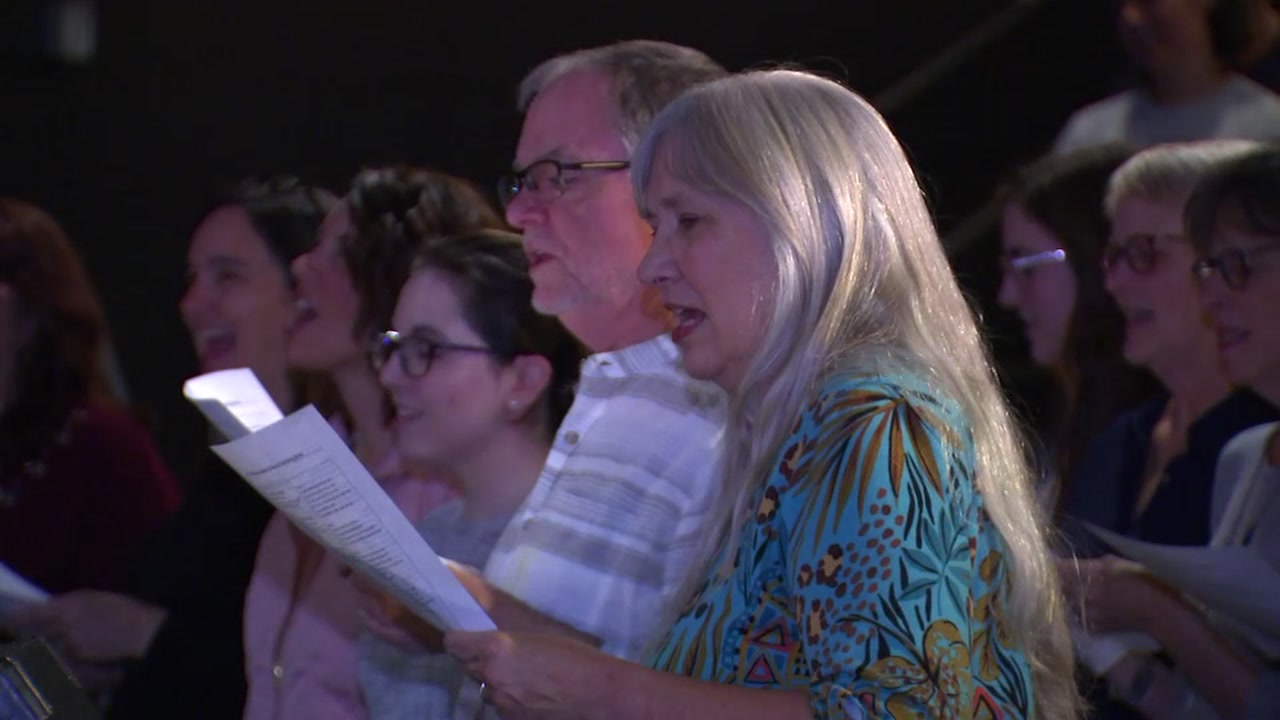 Pop Up Chorus brings out the singers in Carrboro
