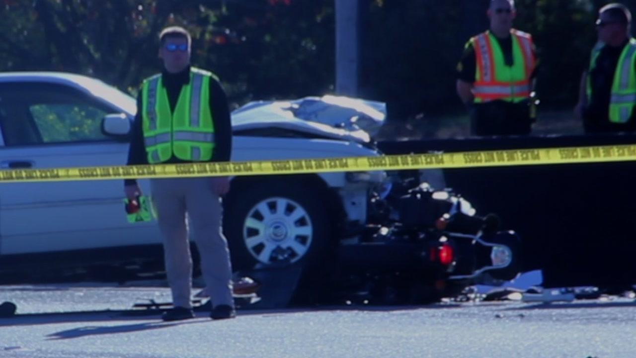 Man charged in fatal motorcycle crash in Fayetteville