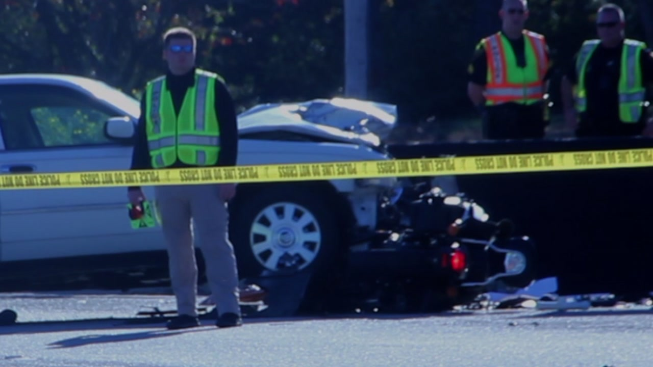 Road reopened after fatal motorcycle crash in Fayetteville