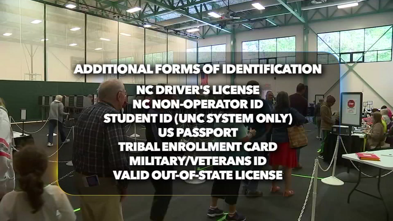 NCs voter ID gets a first draft.