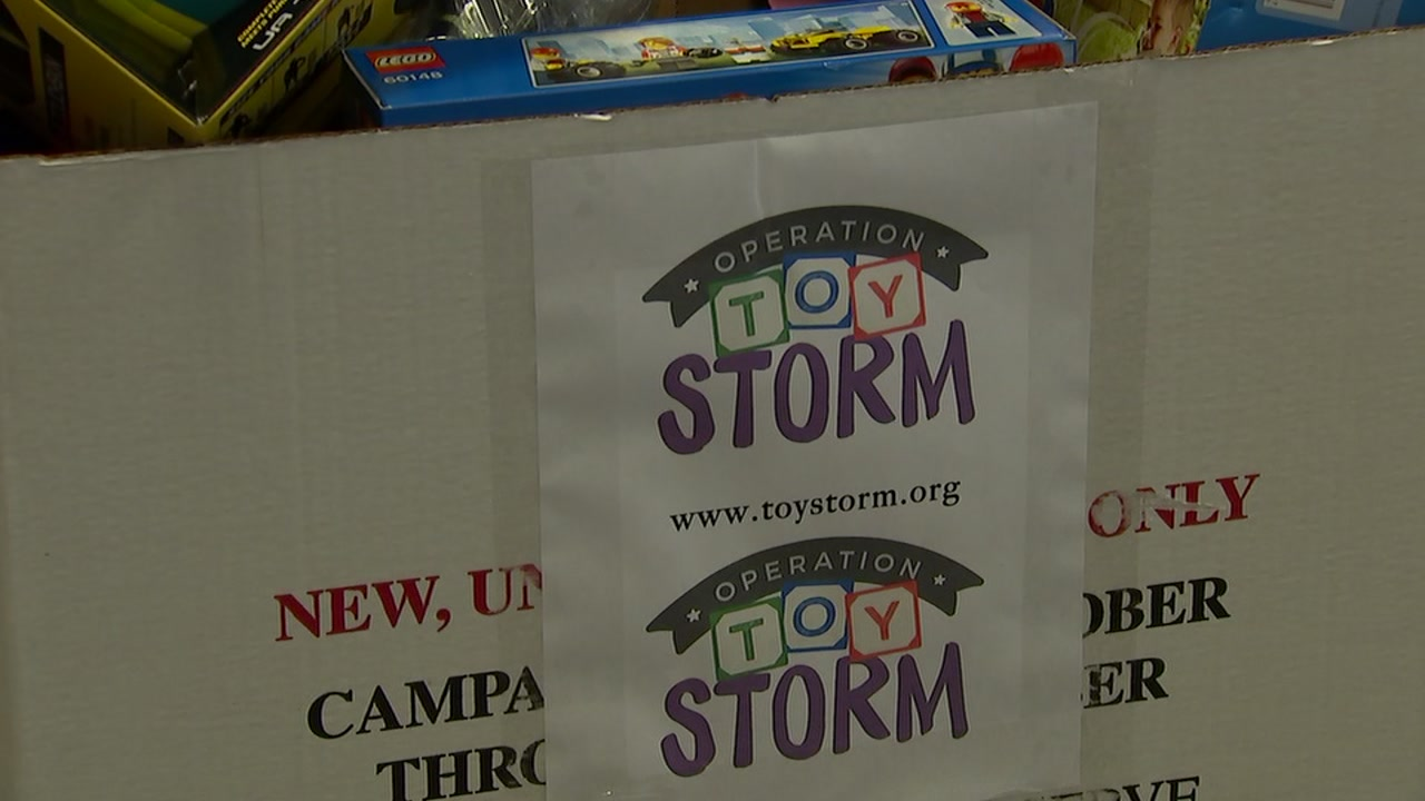 Operation Toy Storm has kicked off through December 15.