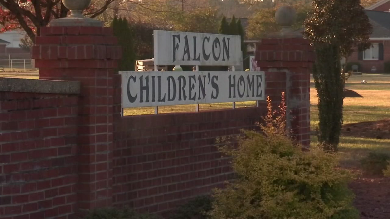 The Falcon Childrens Home houses nearly 100 kids who either dont have family or come from challenging households.