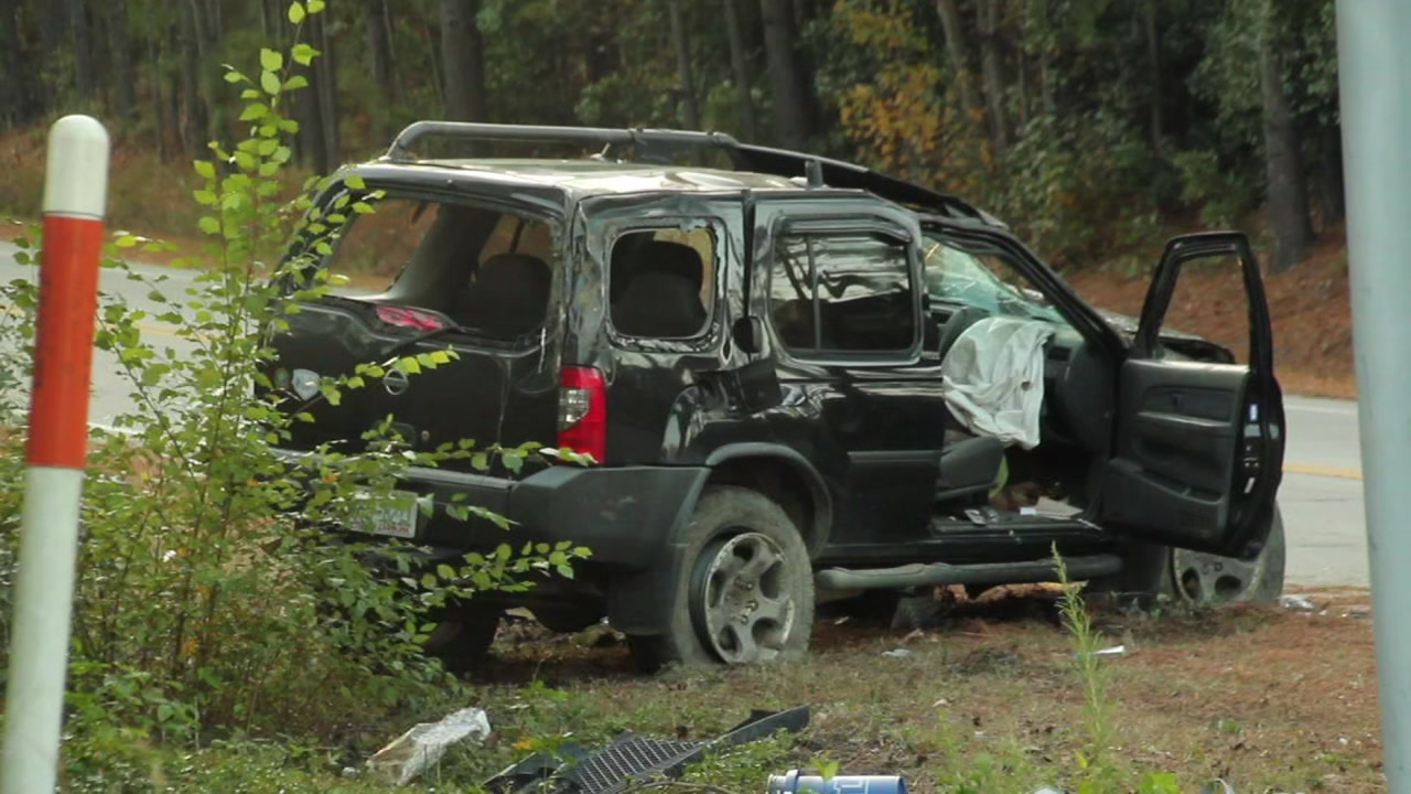 Fayetteville police have identified the driver who was killed in a single-vehicle crash.