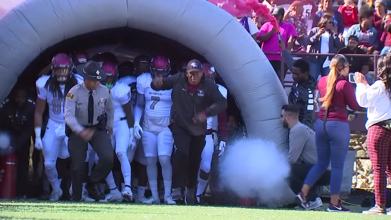 Could you be the next head football coach at NCCU?