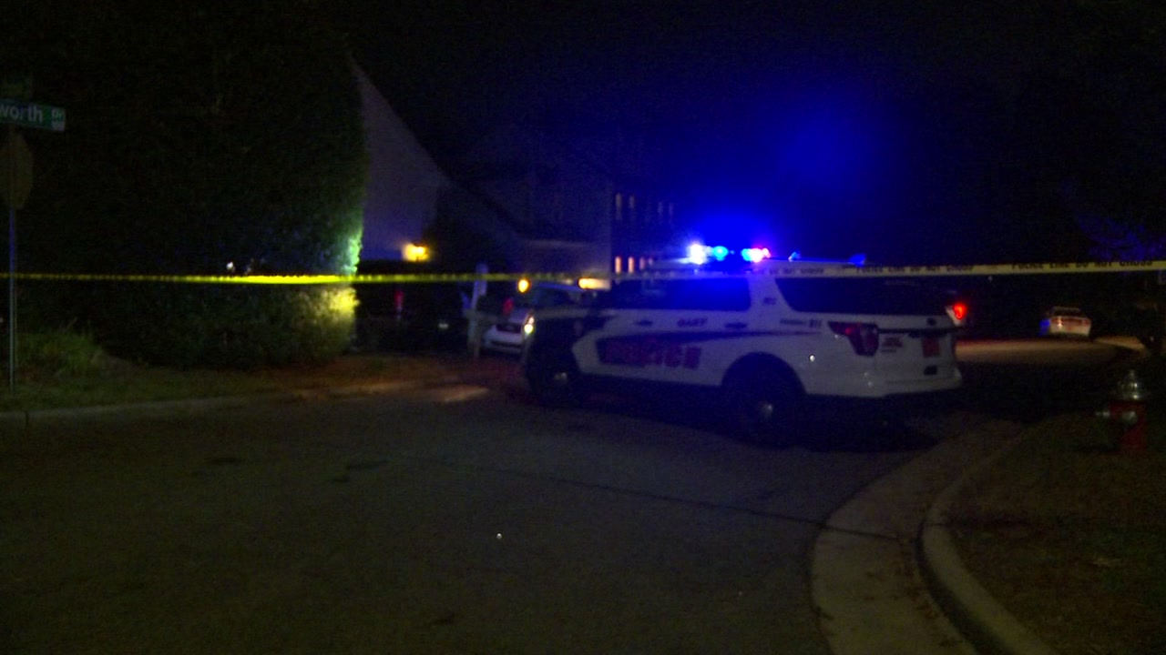 One man shot during domestic incident in Cary