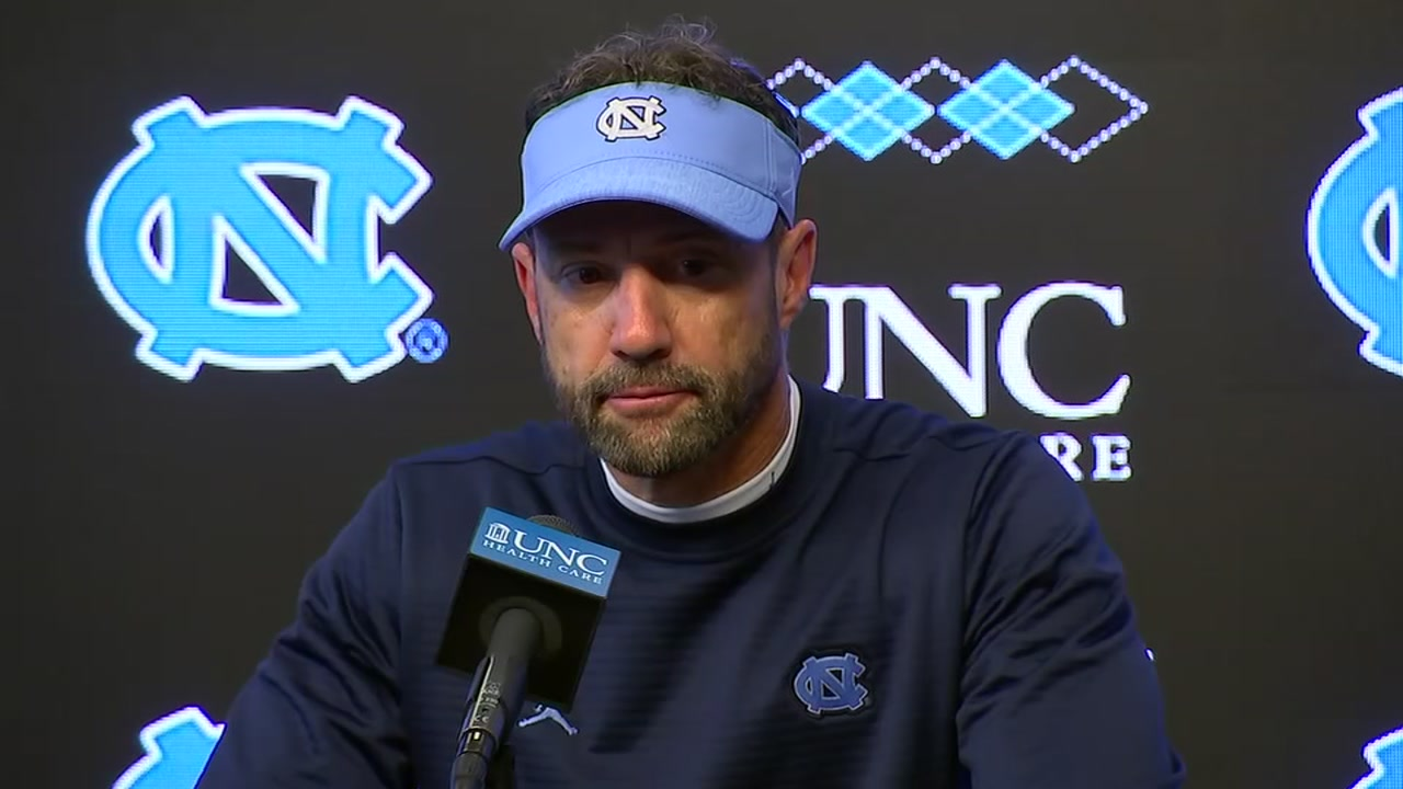 Farewell Fedora? UNC falls to NC State 34-28