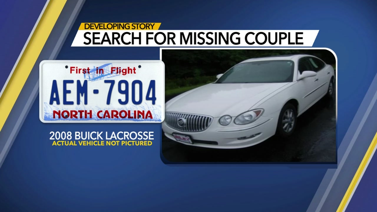 Police searching for missing Henderson couple