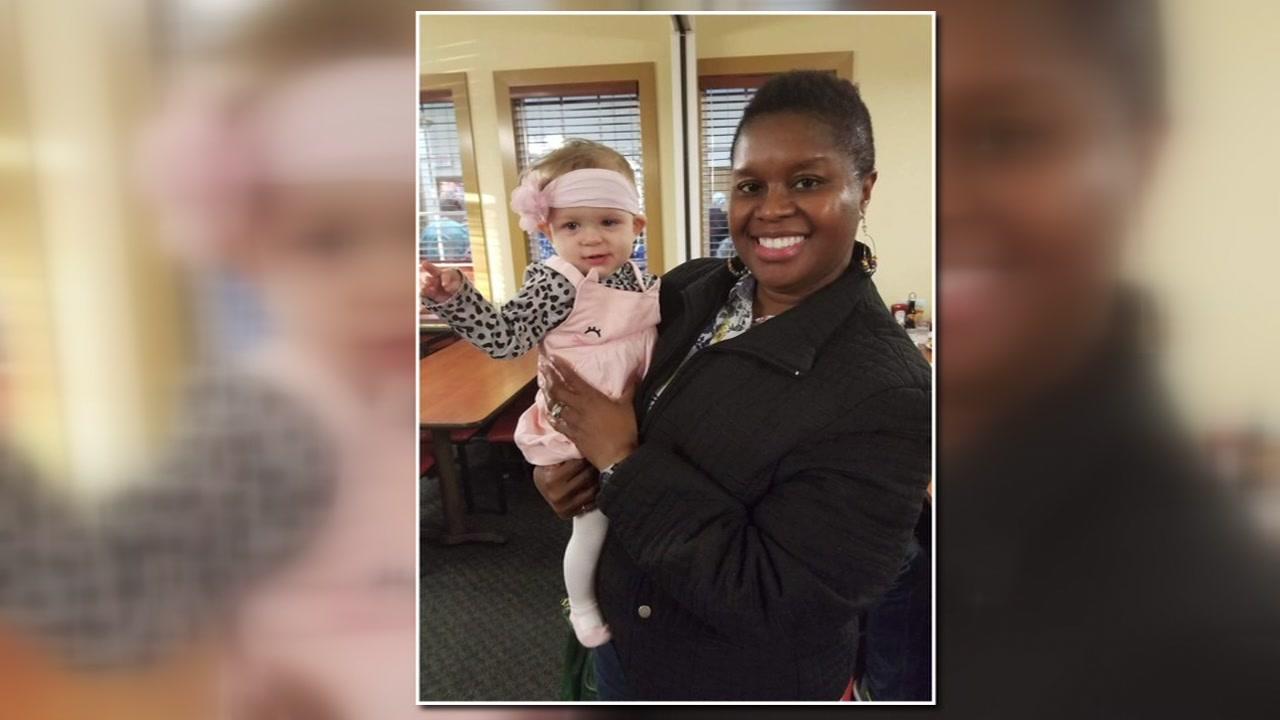 Woman saves choking baby at Golden Corral in North Carolina.