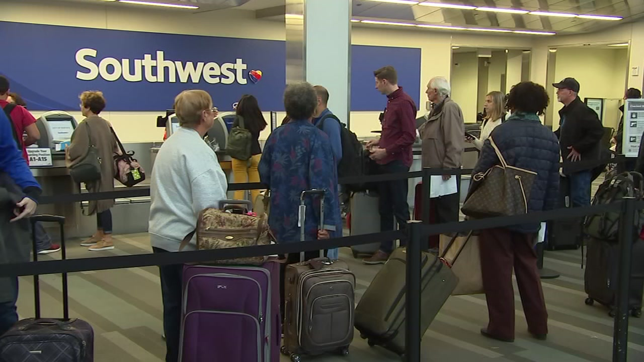 Flying to the Midwest? Check your flight before heading to RDU.