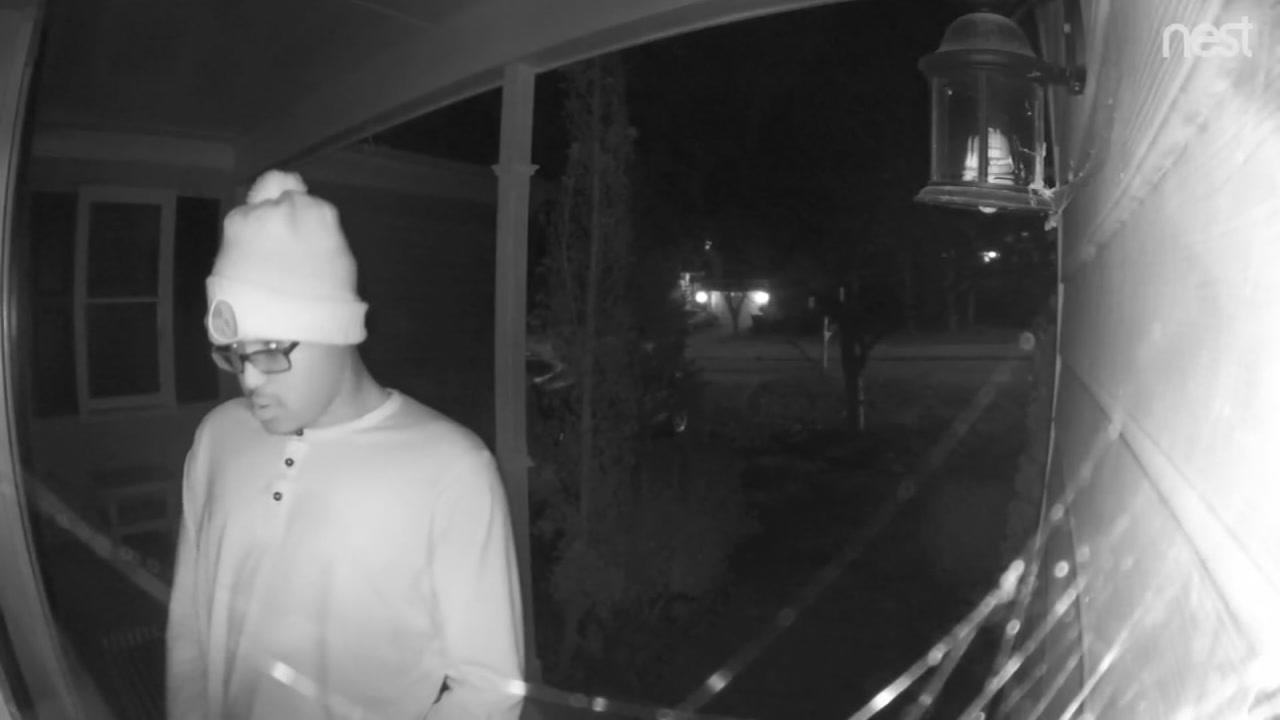 Woodlake homeowners in Durham are on guard after reports of someone urinating on front porches.