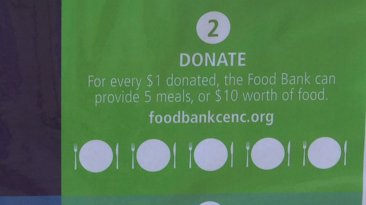 The Food Bank of Central and Eastern North Carolinas services are in high-demand.