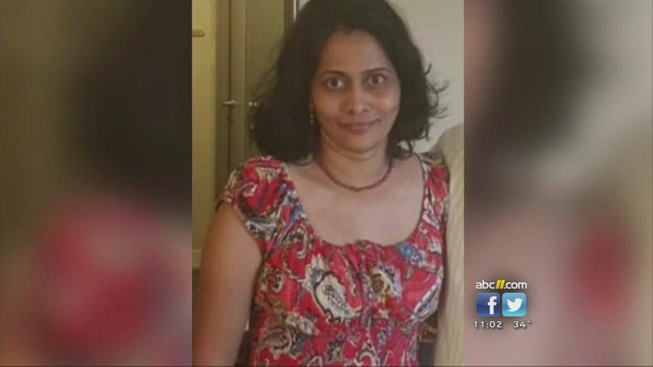Woman murdered in Cary