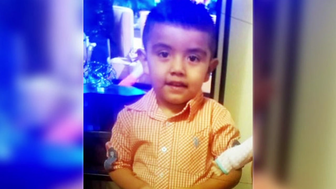 Authorities have found the 4-year-old boy who went missing Friday morning in south Charlotte.