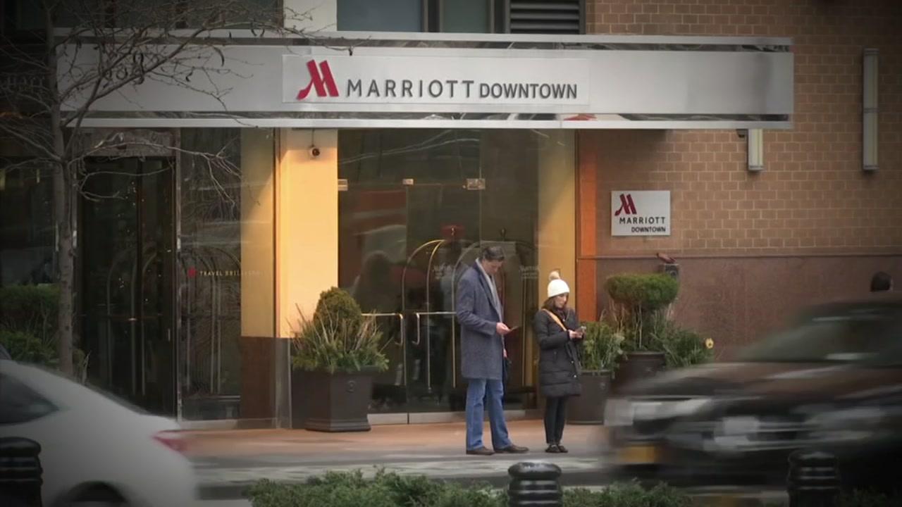 Marriott data breach affects millions.