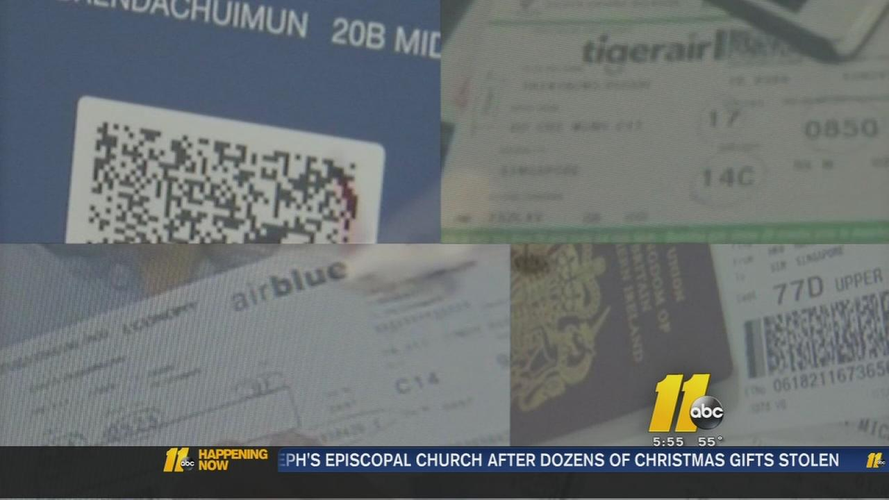Don T Let Your Boarding Pass Become A Ticket To Identity Theft