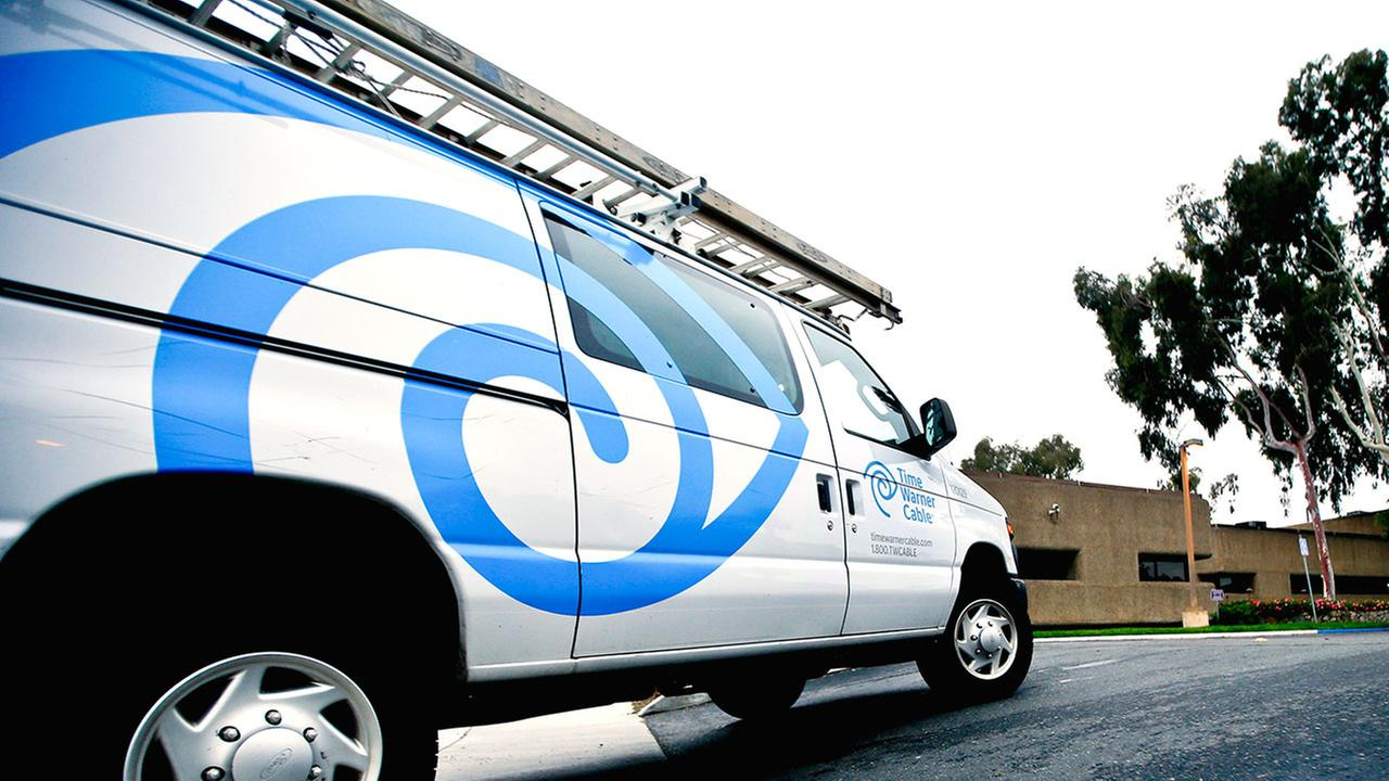 Reported Time Warner Cable outage across North Carolina