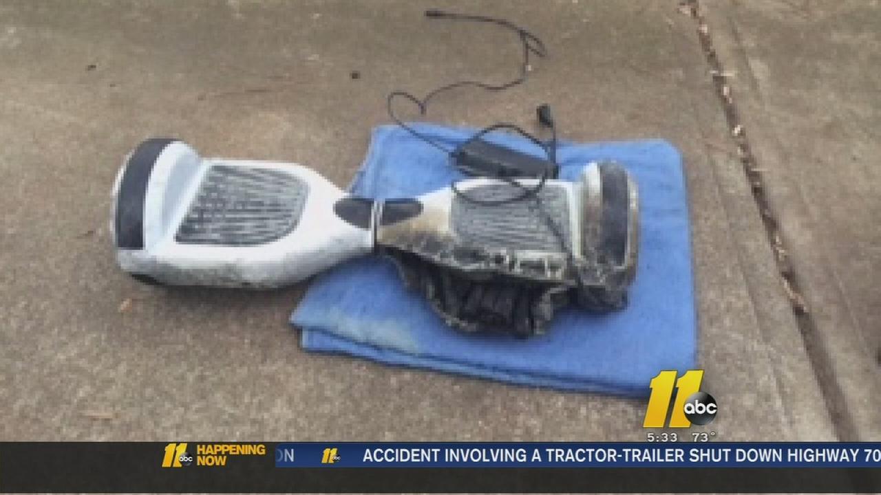 Hoverboard buyer gets refund