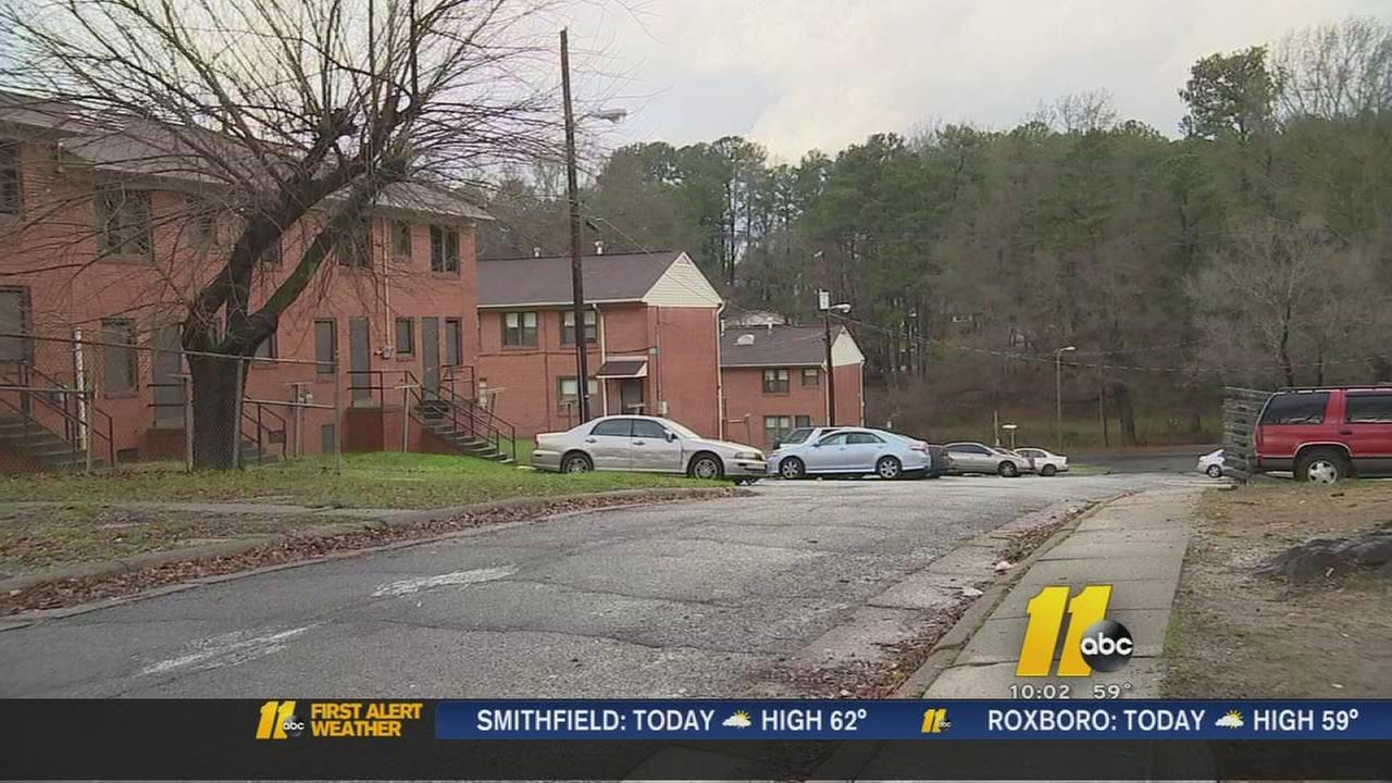 Shots fired at Durham officer
