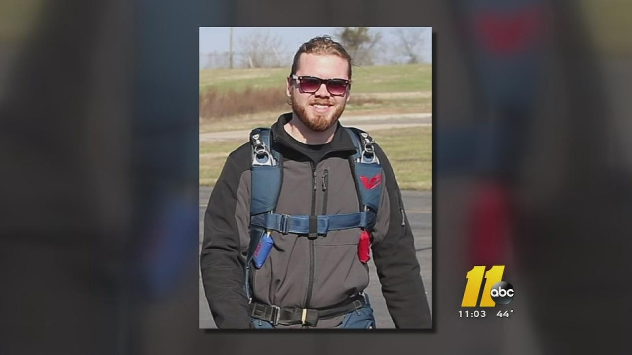 Skydiving accident in Franklin County