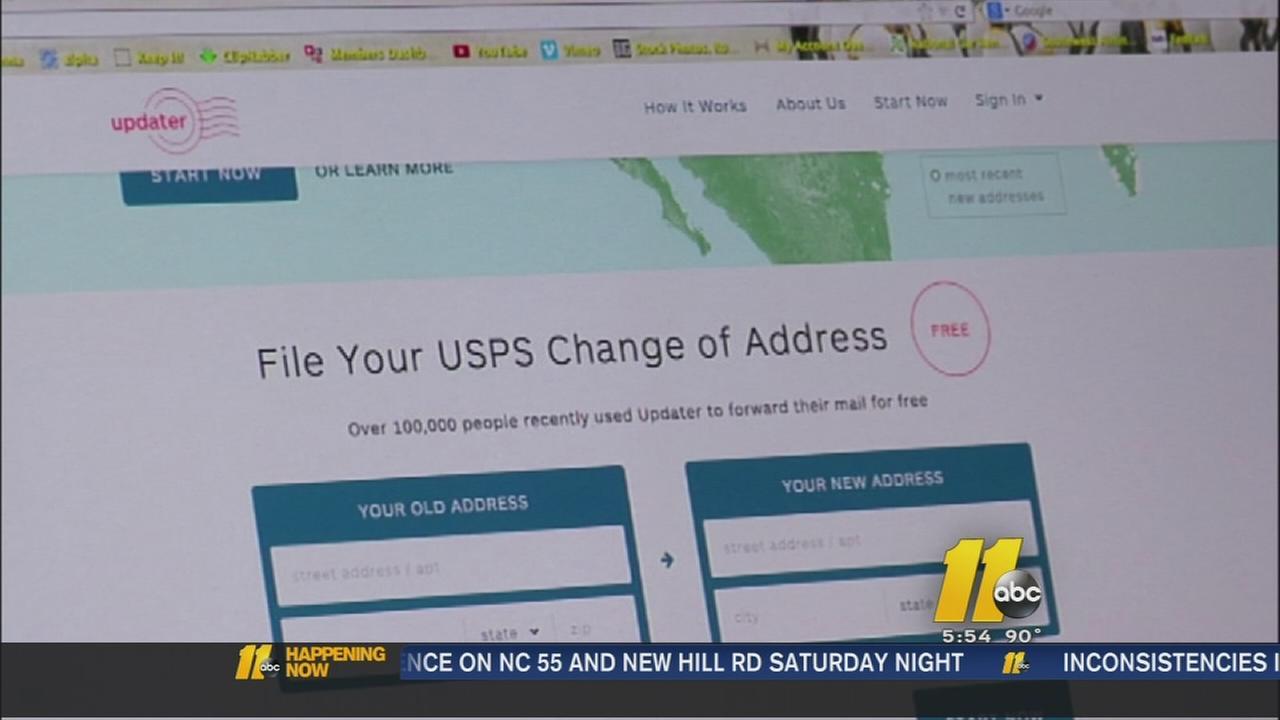 Troubleshooter Consumer Alert: Change of Address