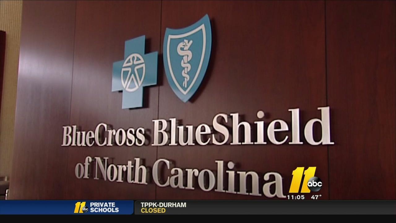 Blue Cross refunds