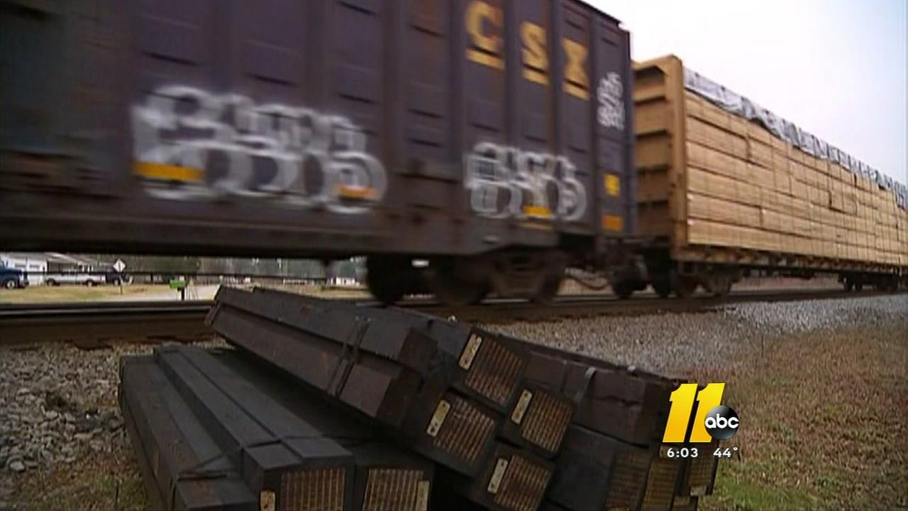 At odds over CSX