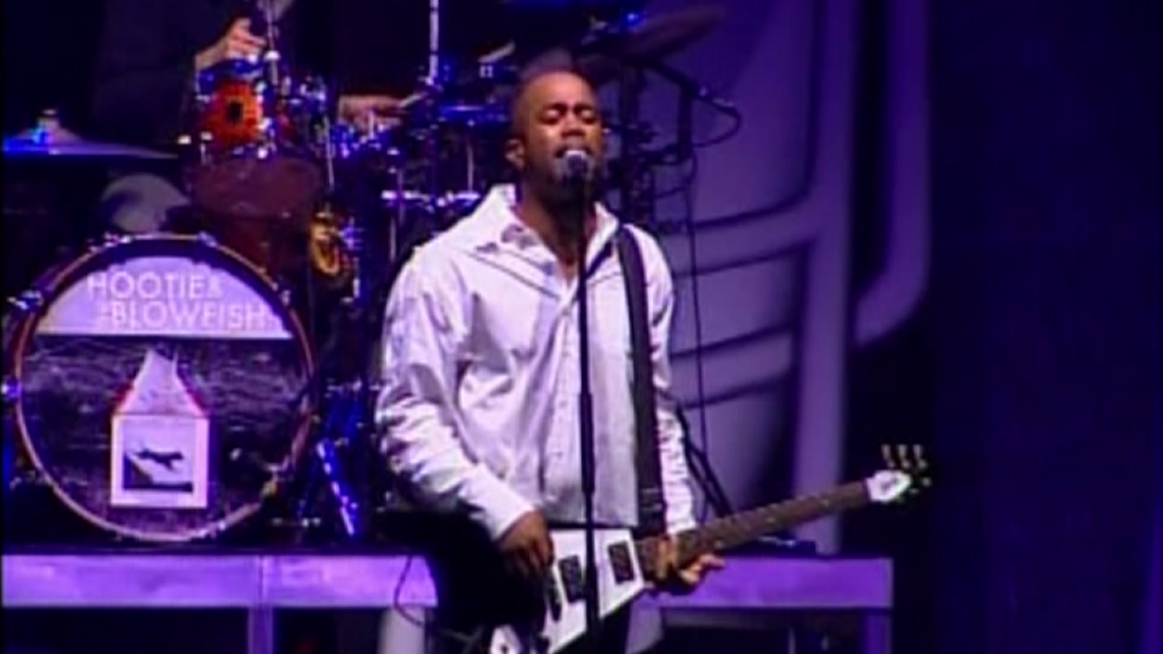 Hootie and the Blowfish reunite for 2019 U.S. tour