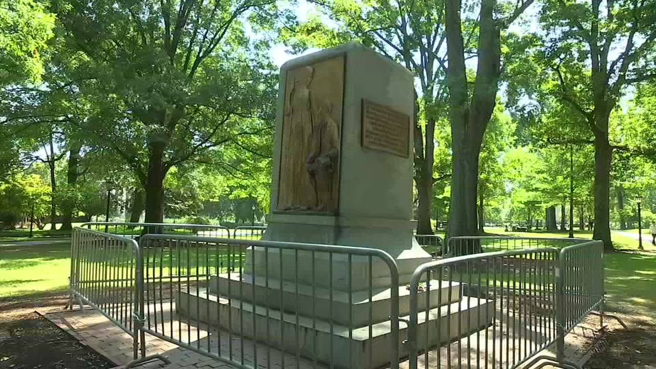 Officials at UNC are being called on to decide the fate of Silent Sam.