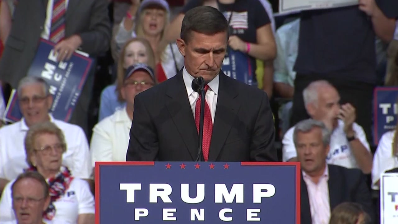 No jail time recommended for Michael Flynn.