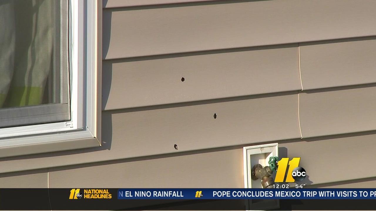 Durham toddler recovering after being shot in drive-by