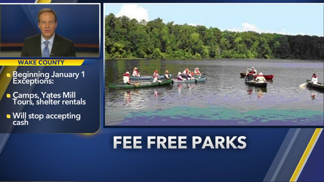 Wake County is making it more affordable for families to enjoy its 10 parks and nature preserves.