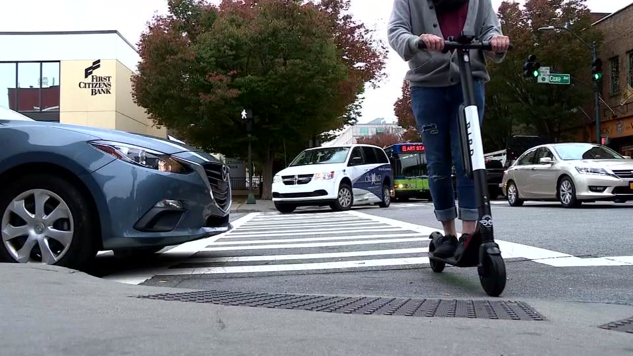 Bird and Lime agreed to the new motorized scooter terms.